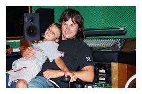 Jason Hill and Mickey Hofstetter