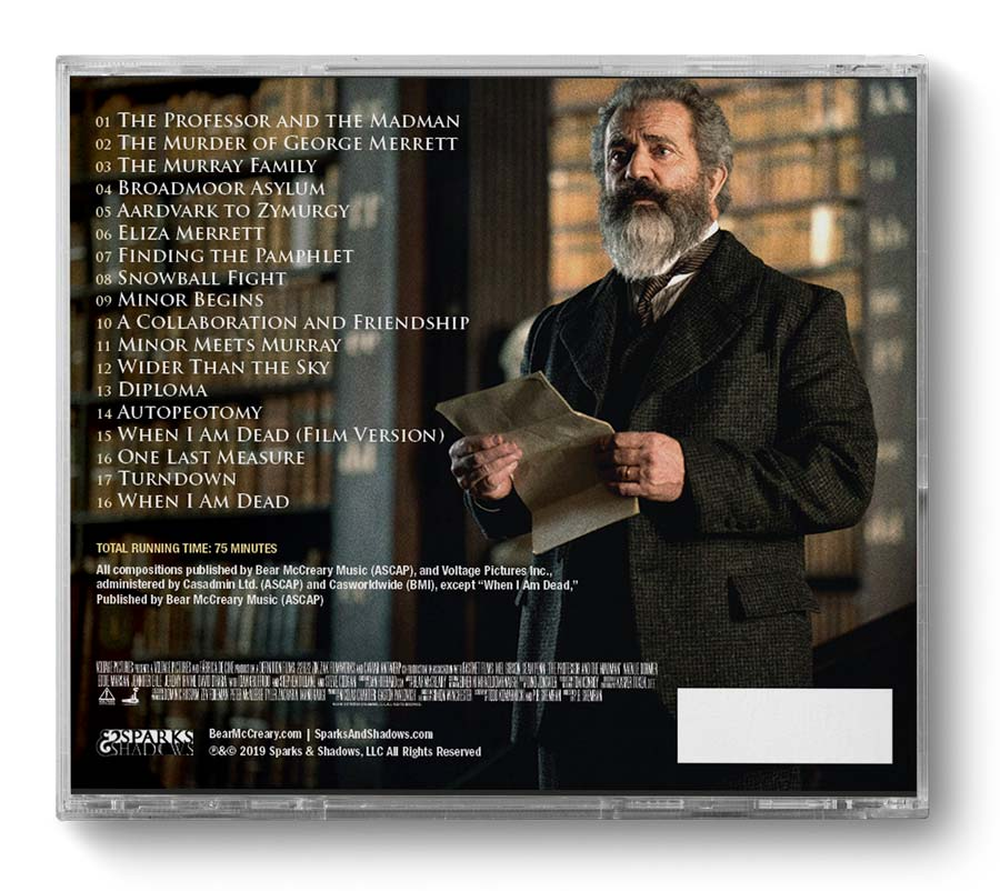 Soundtrack Design for Bear McCreary | State of the Design