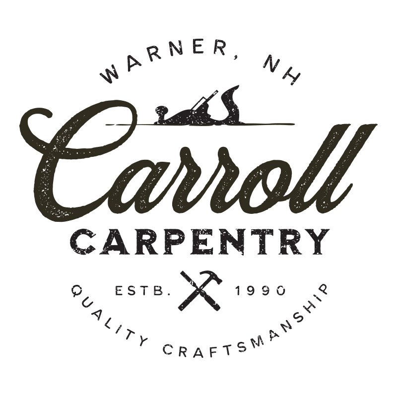 Carroll Carpentry Logo Design